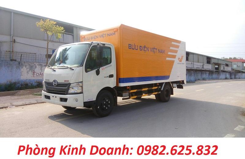 xe tải hino 3,5 tấn
