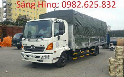 xe tải hino 6,4 tấn FC9JLTC